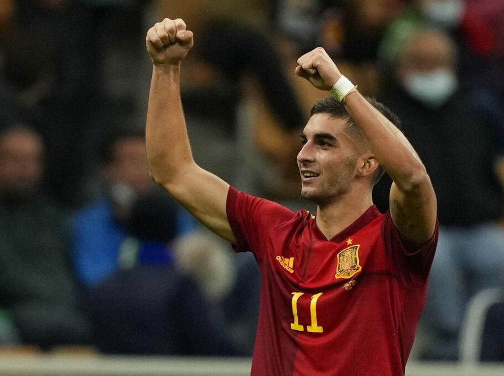 Final UEFA Nations League: Spanyol Mungkin Tanpa Ferran Torres