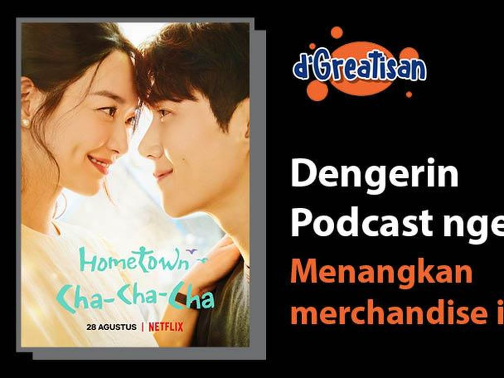 Podcast ngedrakor! Bahas Misteri Gongjin Hometown Cha-Cha-Cha yang Belum Terjawab