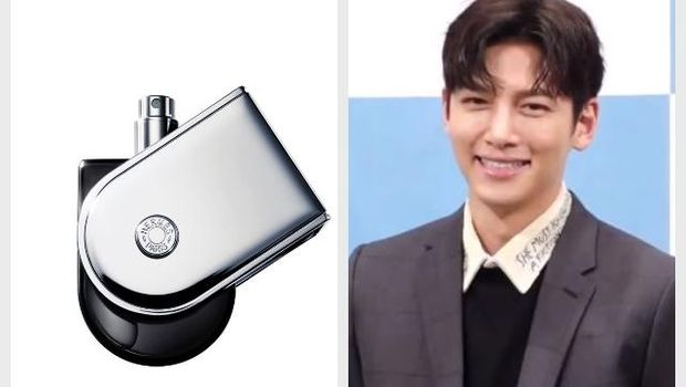 Parfum favorit Ji Chang Wook
