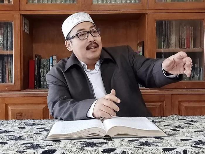 Ketua Ikatan Gus-gus Indonesia (IGGI) Ahmad Fahrur Rozi