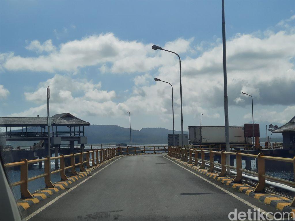 Pelabuhan Ketapang-Gilimanuk di Bali