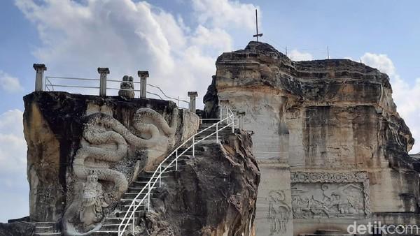 Sebagai salah satu situs geo heritage yang ada di DIY, Sandi berpesan agar masyarakat ikut menjaga destinasi wisata itu. Ia juga mengingatkan sebagai salah satu destinasi wisata yang diperbolehkan uji coba buka, penerapan protokol kesehatan jangan sampai kendor.