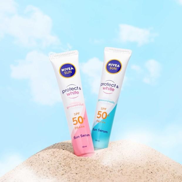 sunscreen serum