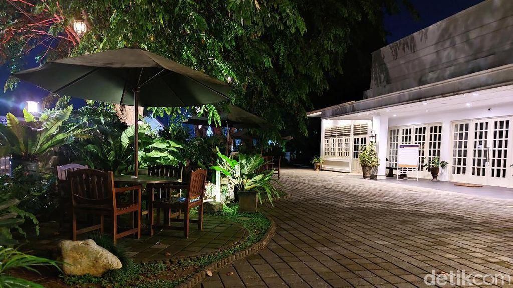 Tins Gallery jadi Tempat Kongkow Asyik di Pusat Kota Pangkalpinang