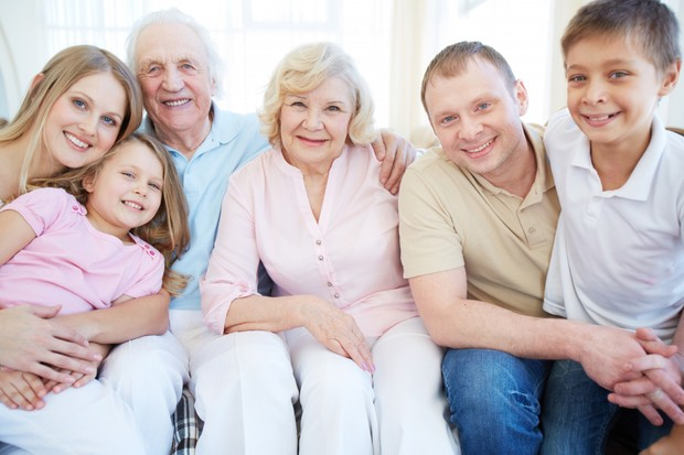 Anggota Mensa dari berbagai kalangan usia