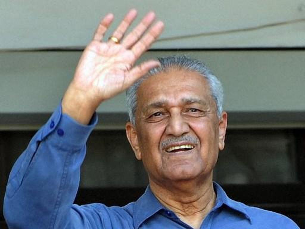 Bapak Senjata Nuklir Pakistan A.Q Khan Meninggal di Usia 85 Tahun