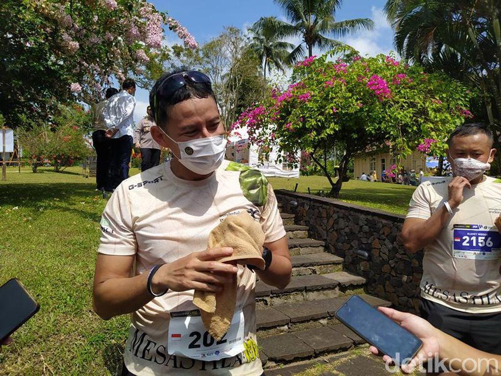 Sandiaga: MesaStila100 Jadi Momentum Kebangkitan Sport Tourisme