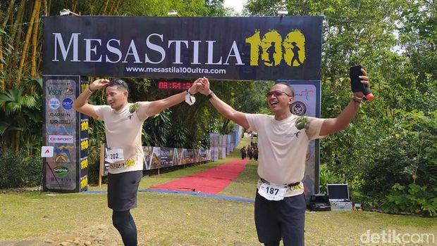Sandiaga ikut MesaStila100