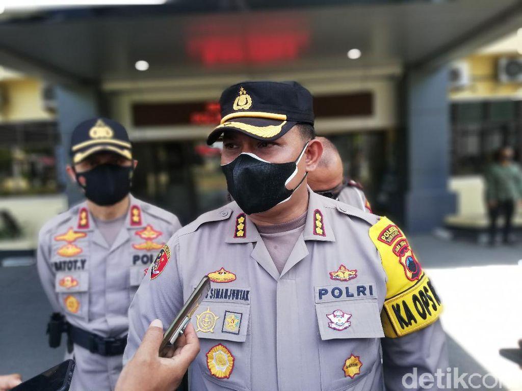 Jelang Derby Mataram, Polresta Solo Lakukan Pengamanan 3 Kali Lipat
