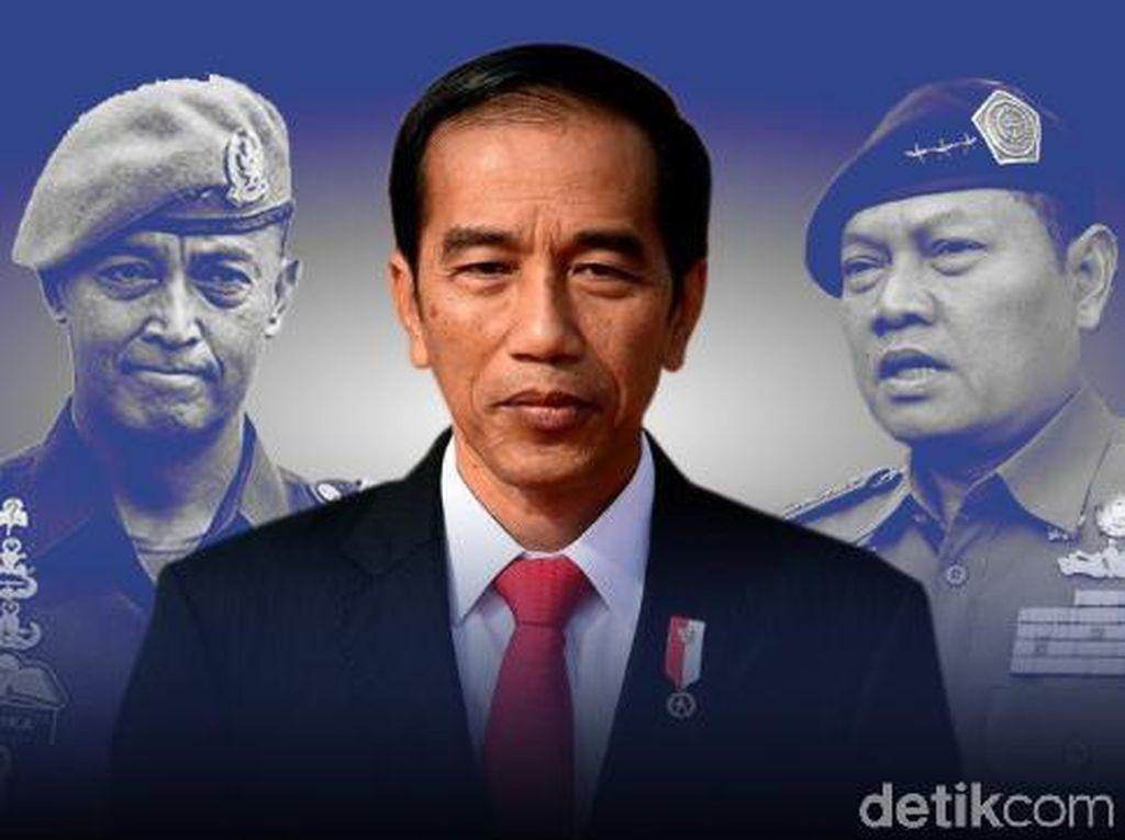 Reshuffle dan Pilpres 2024 Mengunci Bursa Panglima TNI