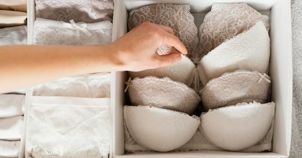 Carilah tipikal bra yang menggunakan bantalan atau pad yang lembut | Foto: freepik.com