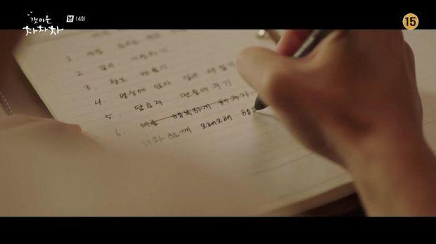 Bucket list Hong Du Sik