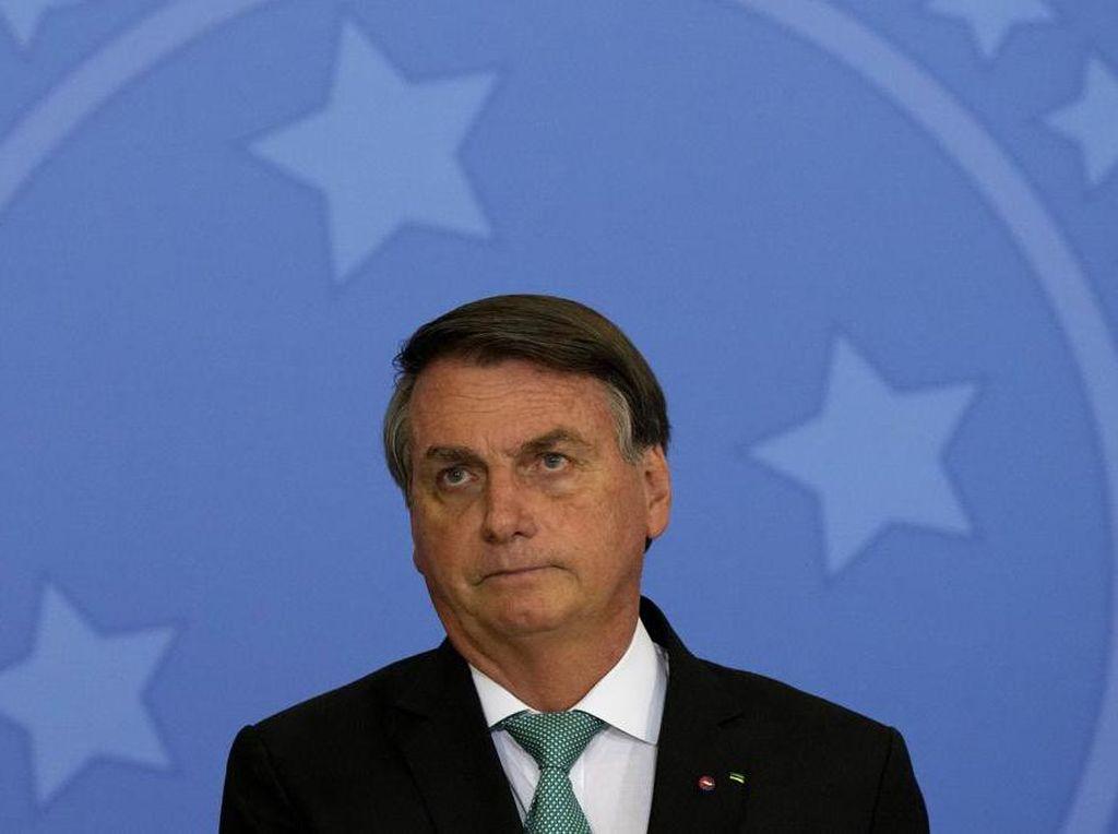 Presiden Brasil Terancam Didakwa Pembunuhan Massal terkait Pandemi Corona