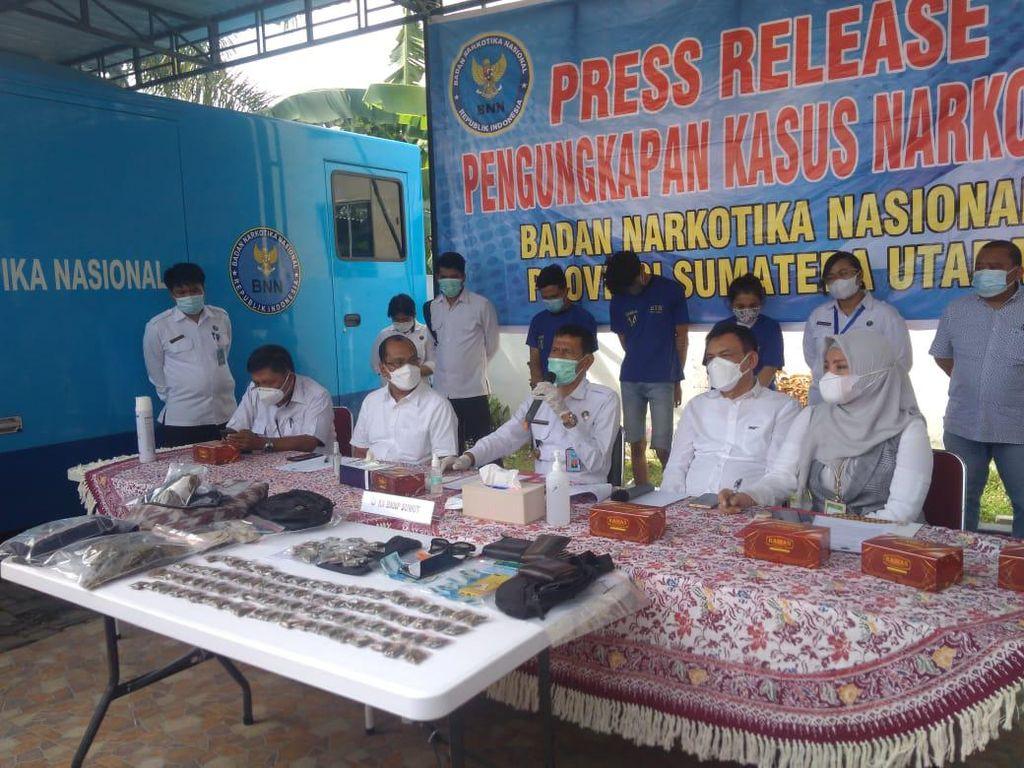 DPRD Kritik Wacana Mahasiswa USU Ditangkap BNN Jadi Duta Antinarkoba