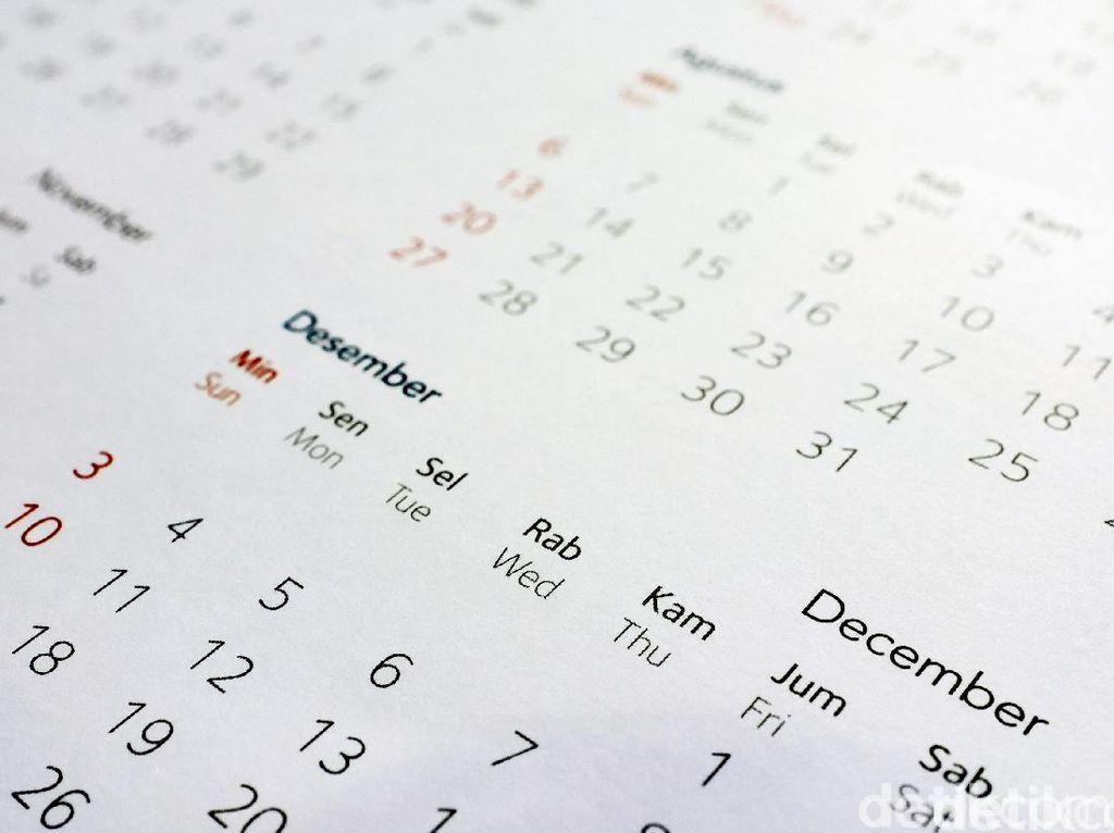 Libur Maulid Nabi 2021 Digeser Sehari, Ini Jadwalnya