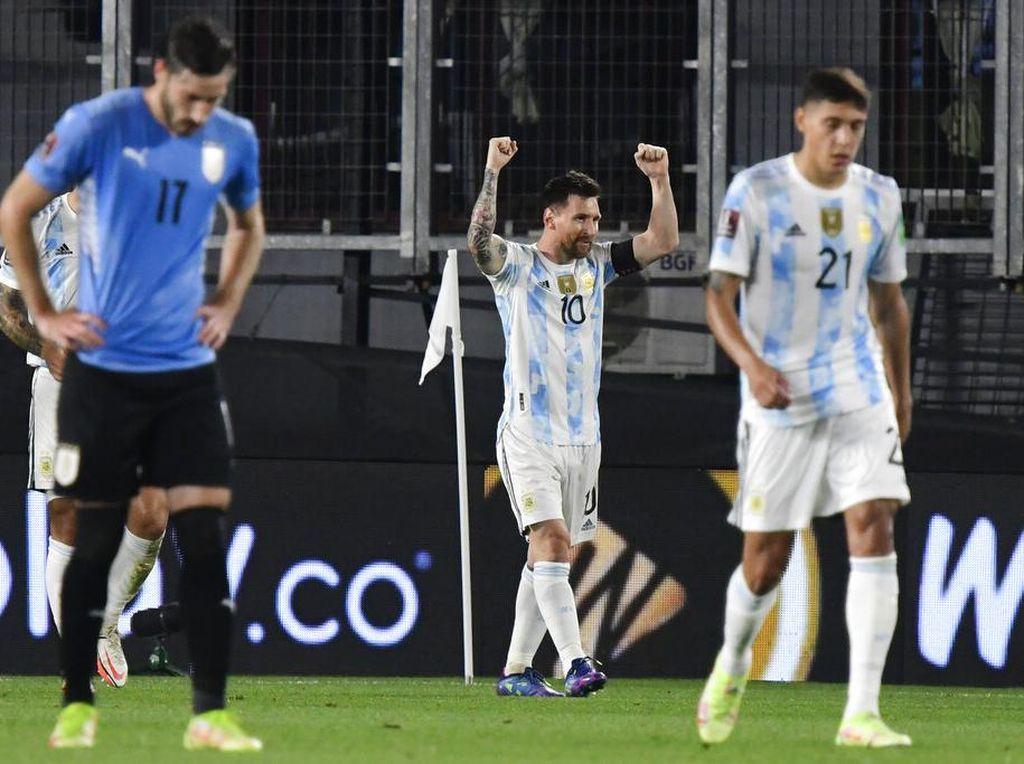 Messi dan Puluhan Bintang Amerika Latin yang Absen Pekan Ini
