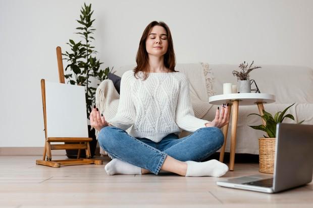 Meditasi bisa mengurangi gejala depresi