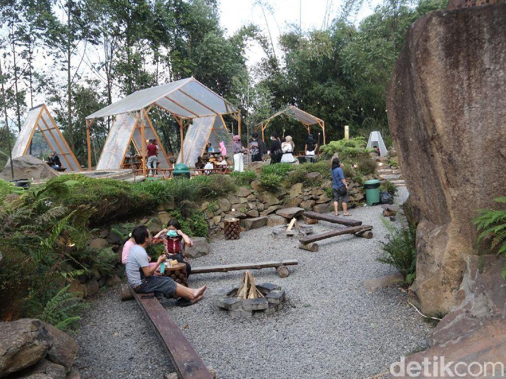 Hore, Semua Objek Wisata di Bandung Barat Diizinkan Buka