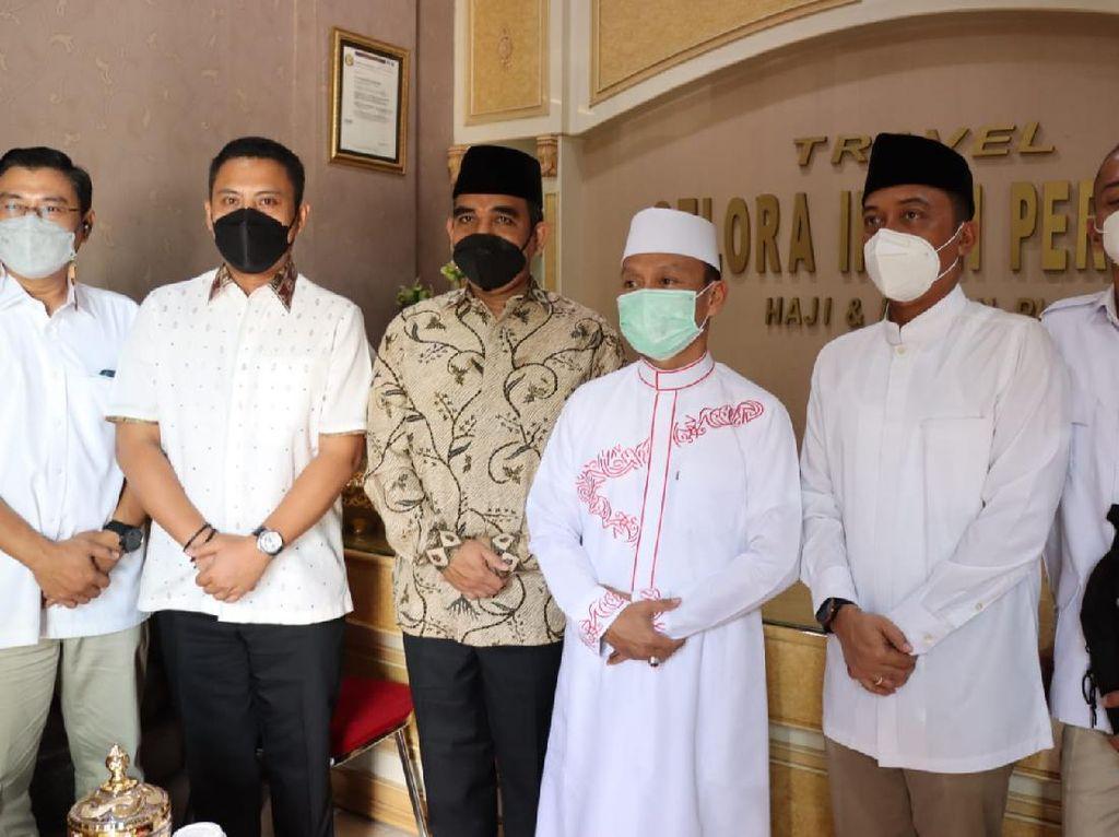 Nasihati Gerindra, Ust Dasad: Ulama Jangan Hanya Dipanggil Saat Ada Masalah