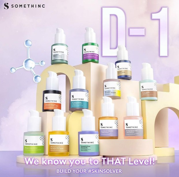 Somethinc Skin Solver Serum
