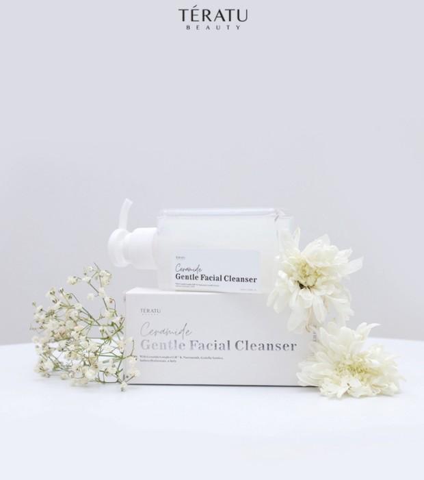 Teratu Beauty Ceramide Gentle Facial Cleanser
