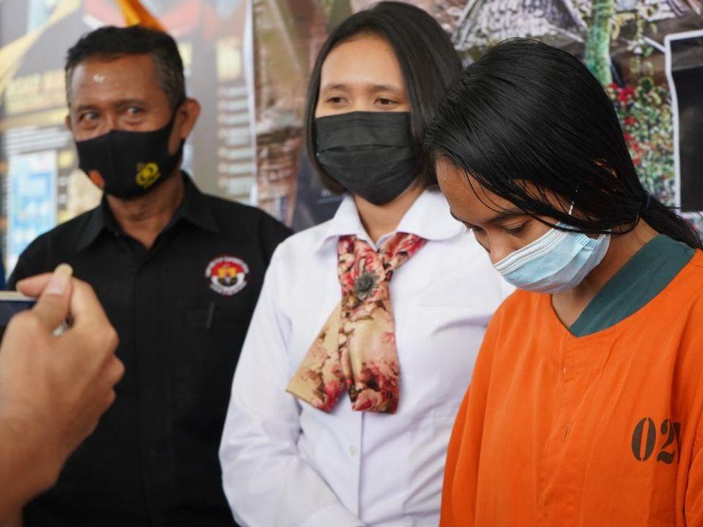 Wanita di Bali Bohong Ngaku Dirampok Usai Curi Duit Mertua Rp 26 Juta