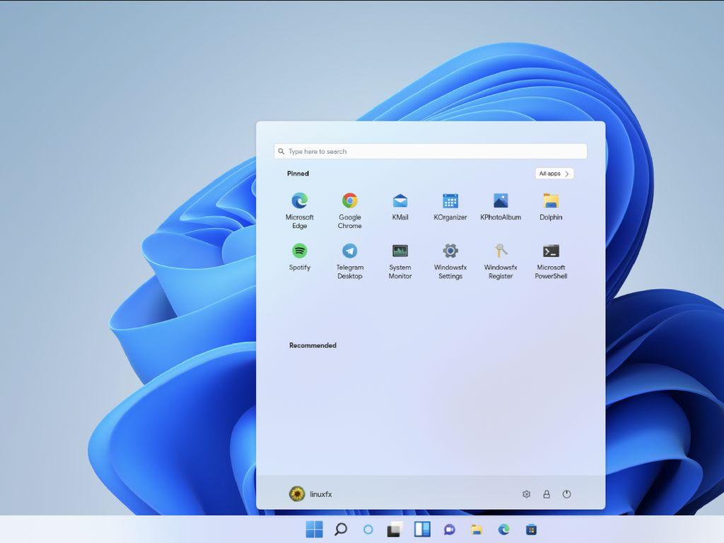 PC Tak Dukung Windows 11, Coba Pakai Linux Ini Tampilannya Mirip