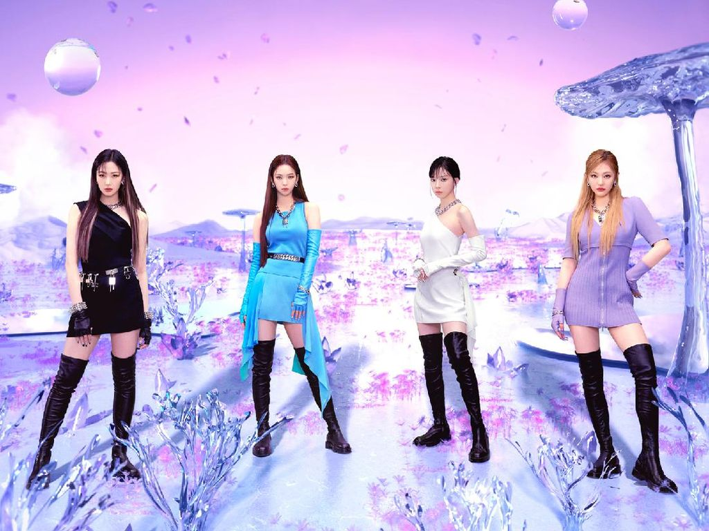 aespa Savage, Lagu Girl Group K-Pop Pertama di 2021 Raih Perfect All-Kill