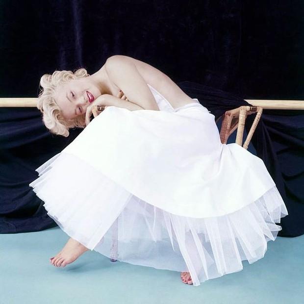 Ana de Armas di film Blonde