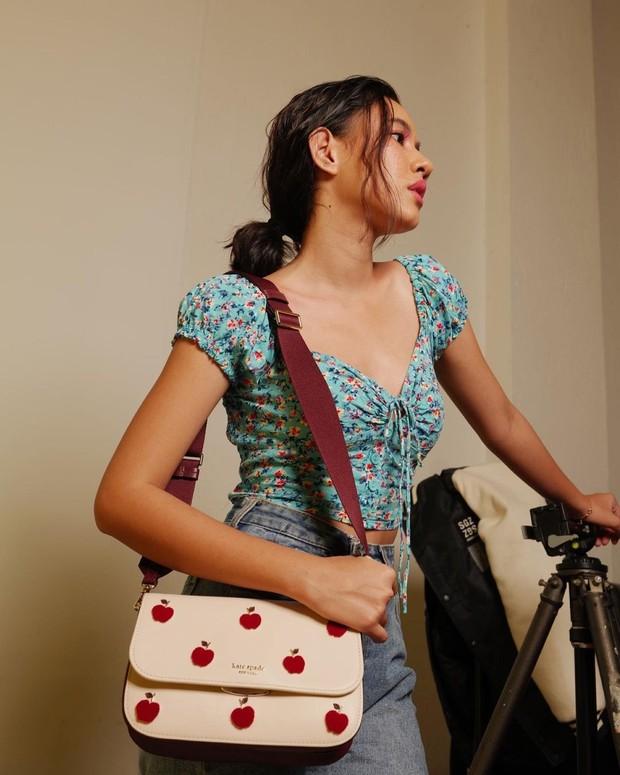 Gaya fashion Shenina Cinnamon
