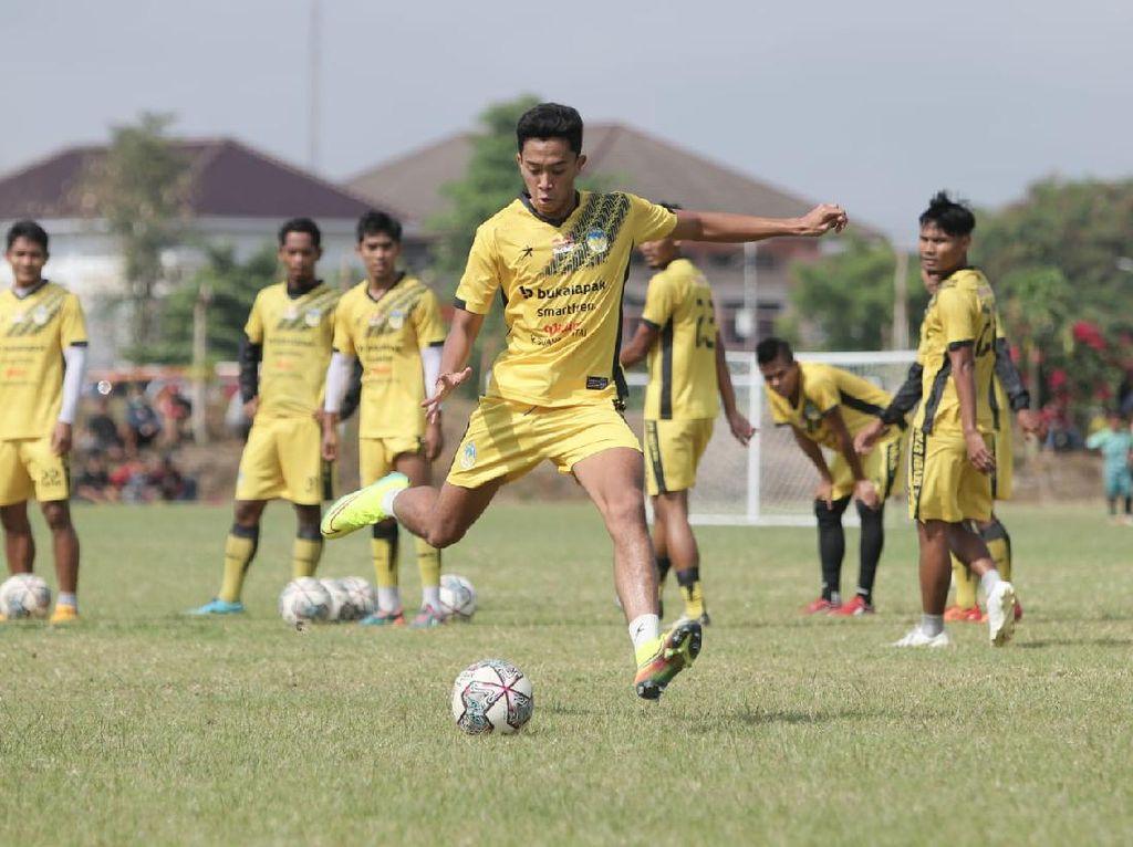 PSIM Dapat Pinjaman Striker dari Bali United
