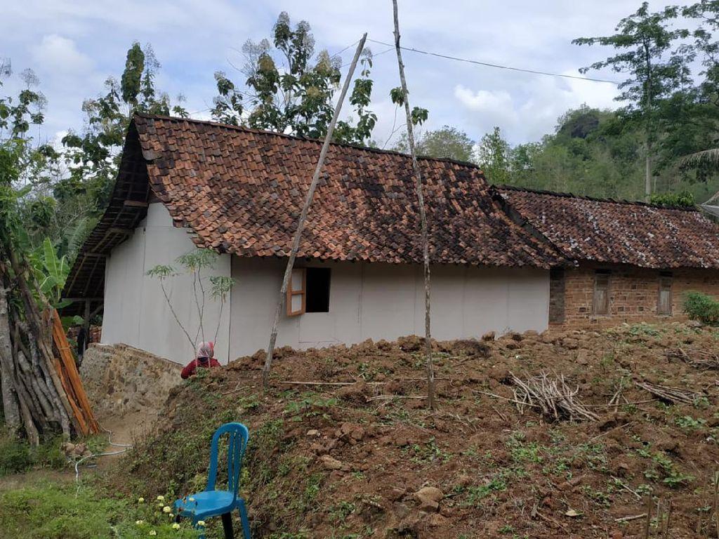 Dua Hal Unik dari Kampung Pitu Pacitan, Antigempa dan Dihuni 7 KK