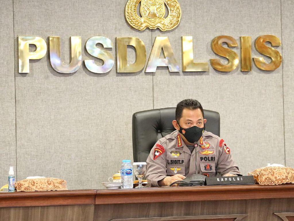 Komisi III DPR Apresiasi Kapolri Tindak Polisi Pelanggar: Bukti Tak Antikritik
