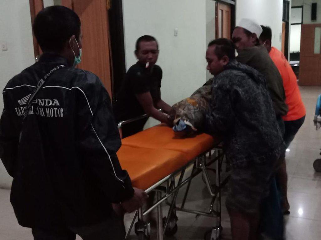 2 Pekerja di Pelabuhan DABN Kota Probolinggo Tewas Tertimpa Besi Crane