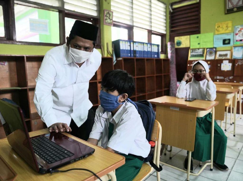 Gerakan Literasi Digital Madrasah Kemenag Diapresiasi