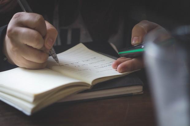 ukuran tulisan bisa mengungkapkan kepribadian seseorang