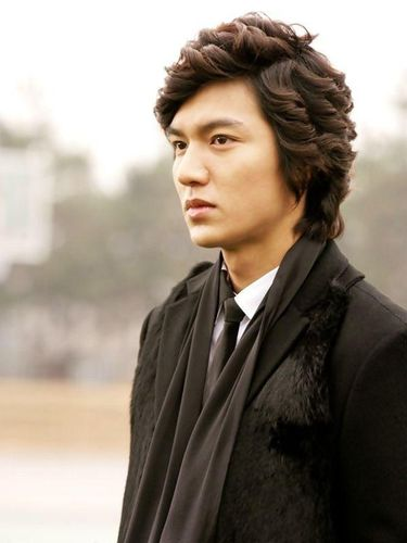 Lee Min Ho di drama Boys Over Flowers