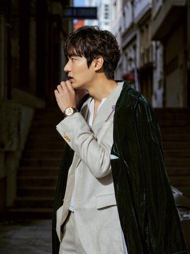 Lee Min Ho di drama Legend of The Blue Sea