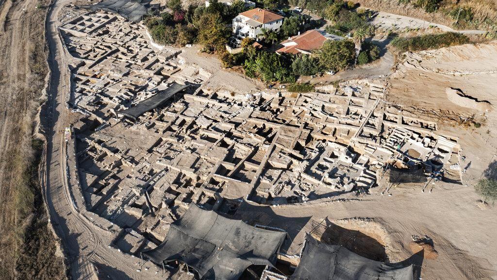 Ini Kompleks Pembuatan Wine Berusia 1.500 Tahun di Israel