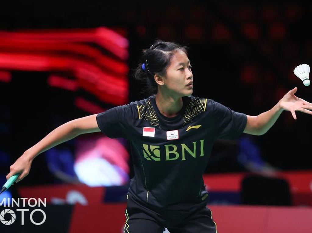 Piala Uber: Putri KW Tumbang, Indonesia Runner-Up Grup A