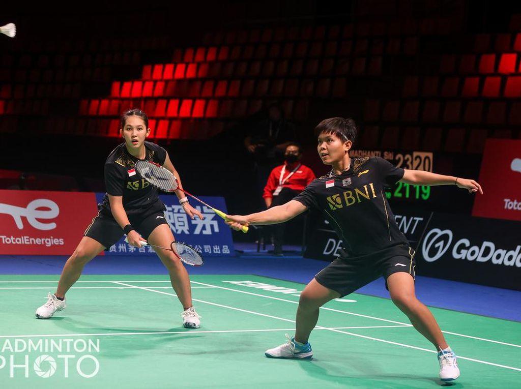 Piala Uber: Ribka/Fadia Takluk, Indonesia 0-2 Jepang