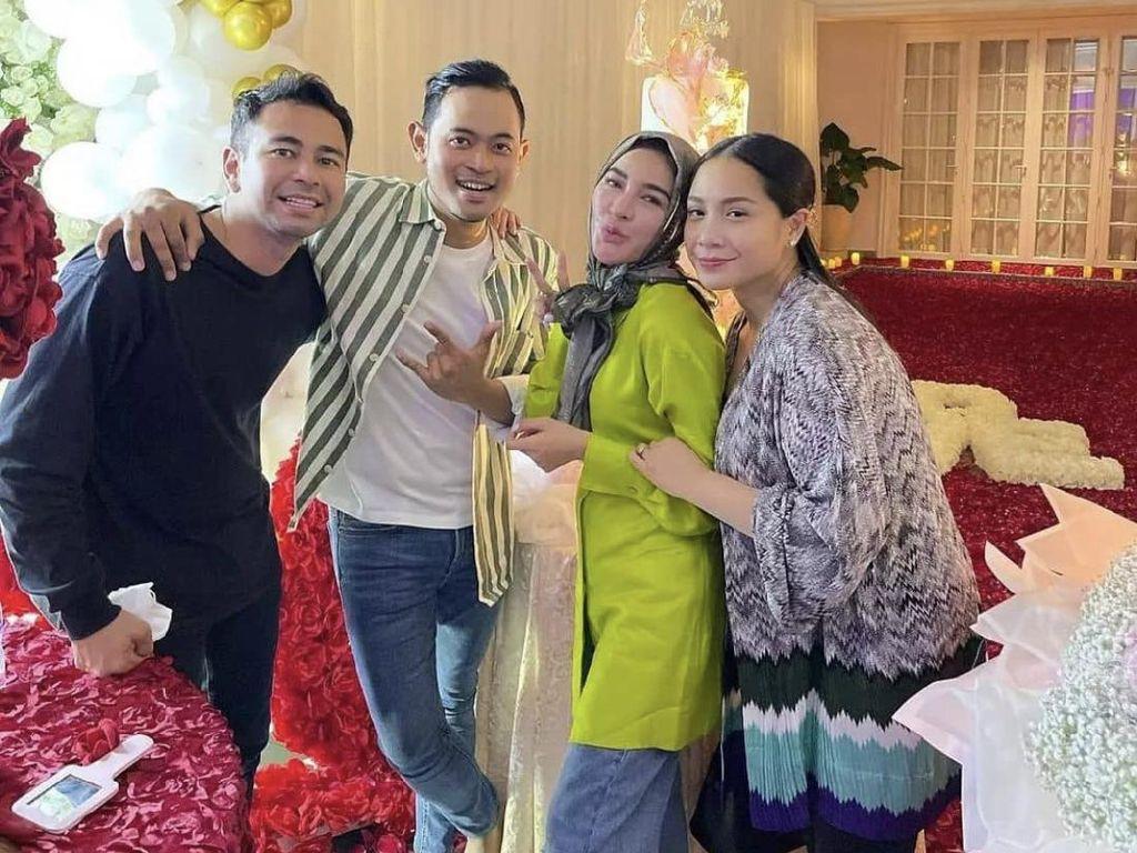 8 Foto Ultah Istri Crazy Rich Malang, Kado Tas Rp 4,7 M dan Doorprize Dollar