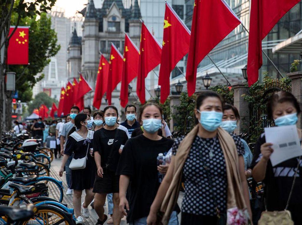 Gegara 6 Kasus Corona, China Lockdown Kota Berpenduduk 4 Juta Jiwa