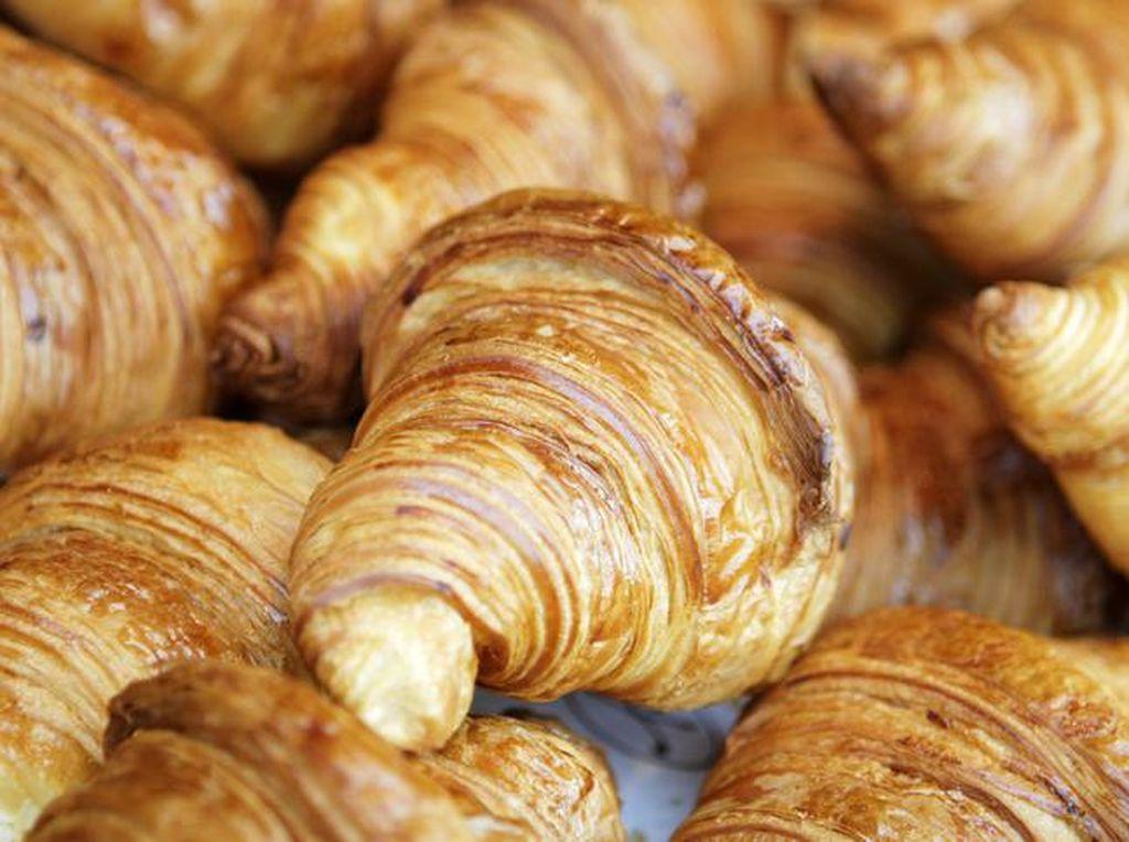 5 Ciri Croissant yang Bagus, Penampangnya Membentuk Sarang Tawon