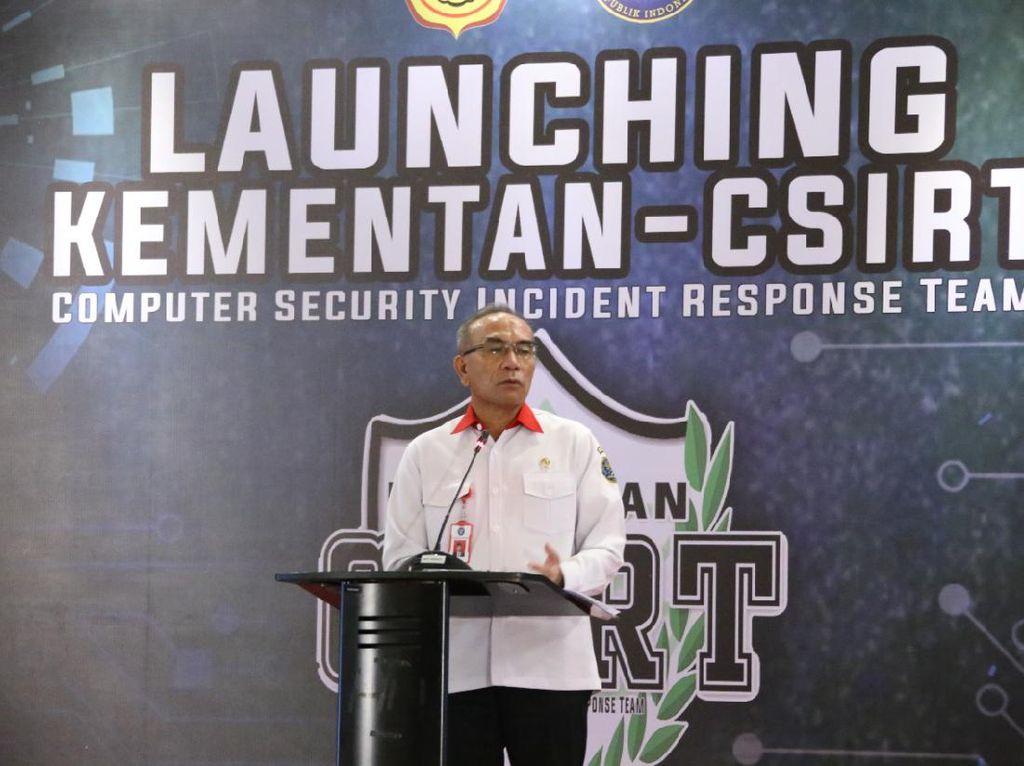 Ada CSIRT, Peringkat Keamanan Siber RI Naik Jadi Ke-24