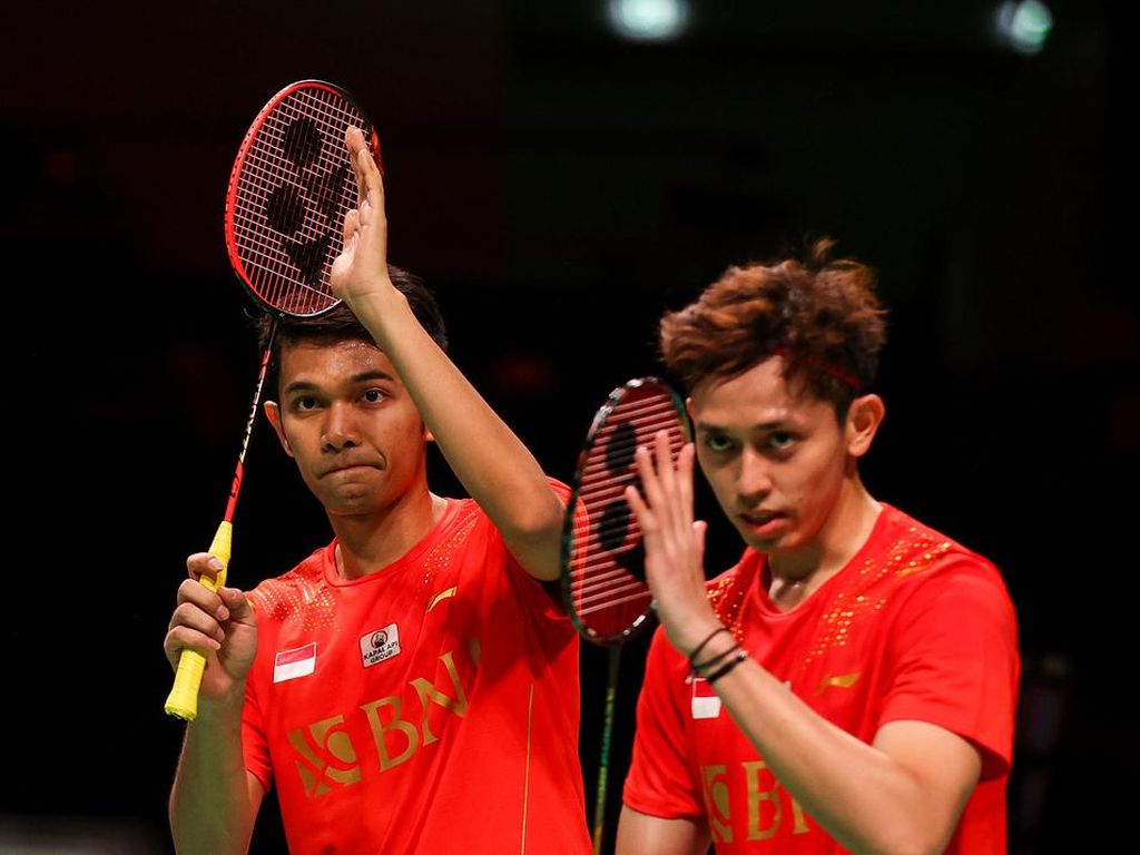 Piala Thomas: Fajar/Rian Kecewa Tak Bisa Sumbang Poin Bagi Indonesia