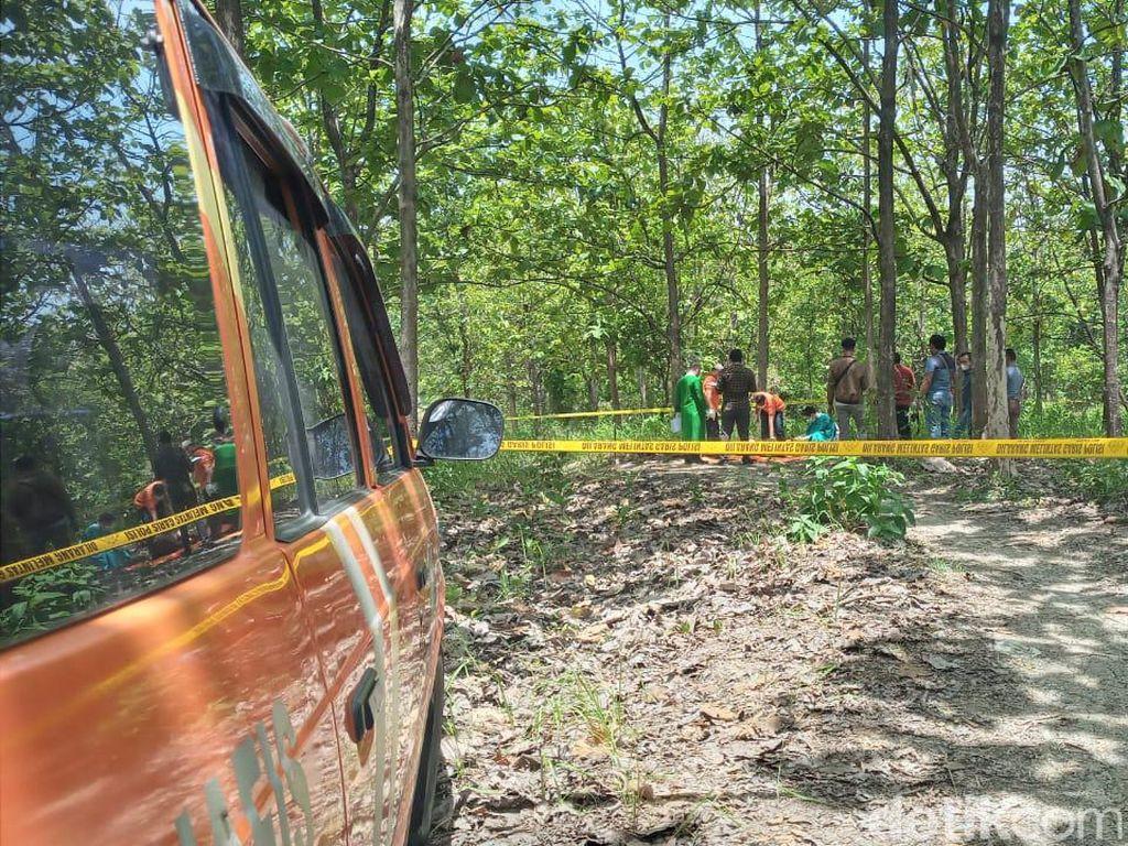 Mayat Wanita Bugil dalam Plastik di Grobogan, Diduga Tewas 5 Hari Lalu