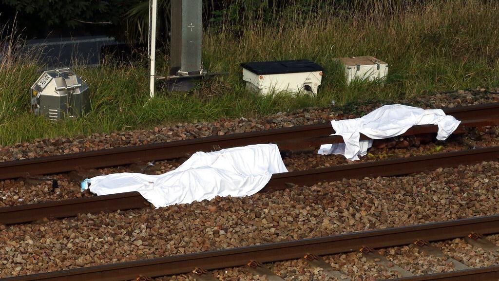 Istirahat di Rel, Migran di Prancis Tertabrak Kereta Api