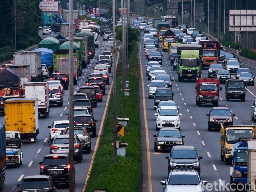 Menperin: Dari 1.000 Orang Indonesia Cuma 99 yang Punya Mobil, Masih Sedikit!