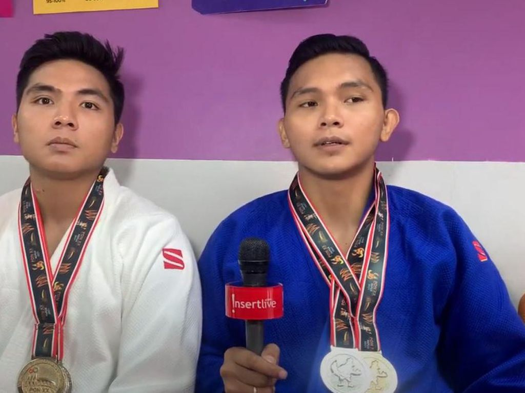 Cerita Kakak Beradik Atlet Judo yang Sumbangkan Emas untuk DKI Jakarta
